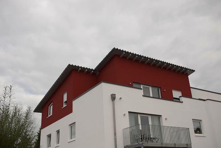 """Appartement """"Malmö"""" im Westerwald"""