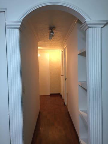 apartamento  con buena vista amplio