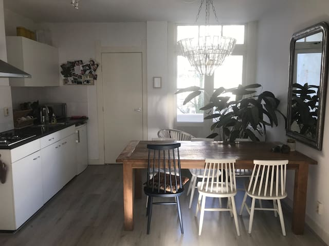 Lovely apt close to Vondelpark
