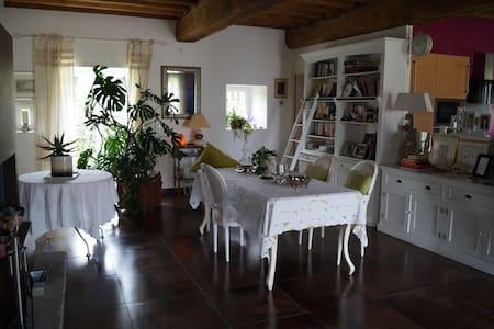 Maison du 12 ème siècle restaurée - Sainte-Honorine-la-Guillaume