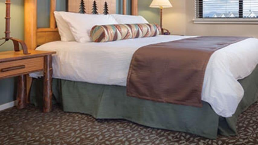 Worldmark West Yellowstone 2 bedroom condos