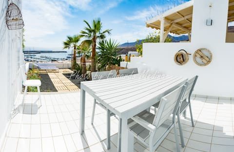 Beautiful apartament with fantastic sea views