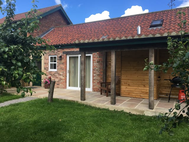 Barn Conversion in Orchard Setting