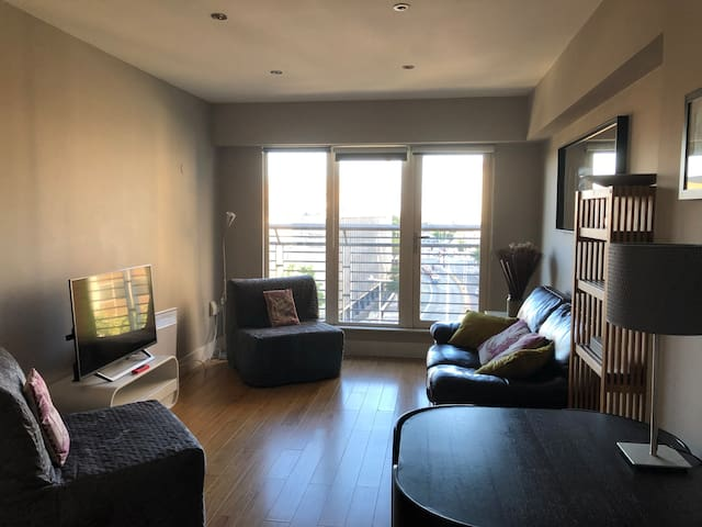 1 Bedroom City Centre Apartment + WiFi & Parking