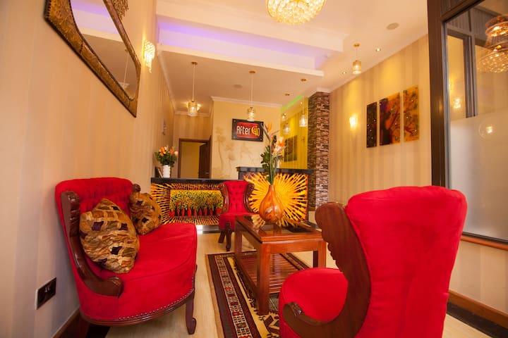 After 40 Hotel - Nairobi