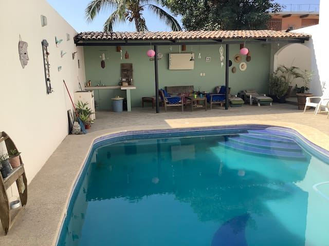 Bed & Breakfast with private-pool