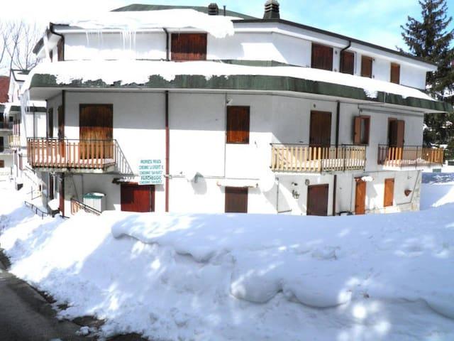 Spaziosa Casa con Camino e 2 bagni - Rivisondoli - Appartement