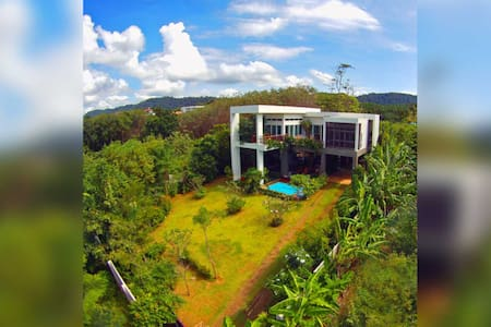 Award-Winning, Private, Luxury, Seaview Pool-Villa - Amphoe Ko Lanta