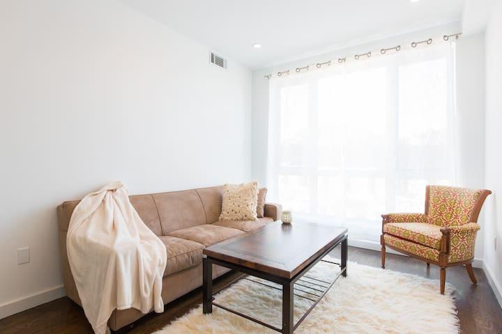 Gorgeous brand new apartment in Bushwick