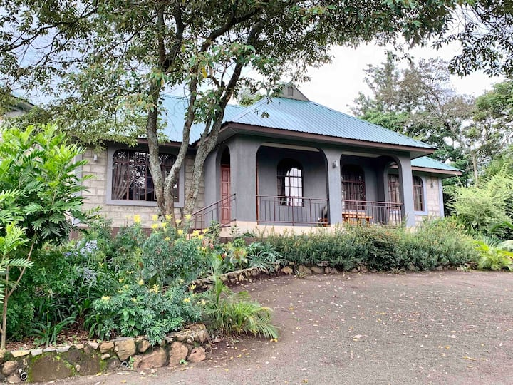 Arusha Hill Homes - MERU A (A home away from home)