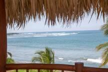 Third Floor Terrace Surf Break View