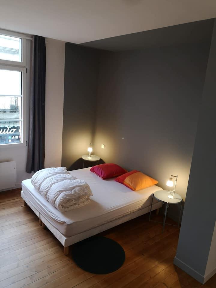 Logement entier Saumur 53 m²