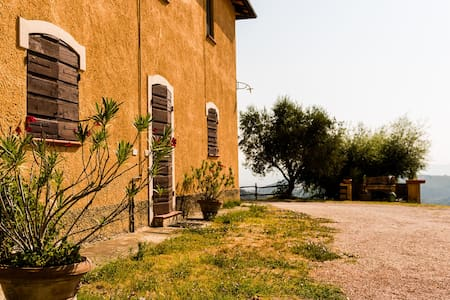 "Farmhouse Apartament ""Ospedaletto"", SPECIAL OFFER! - San Venanzo"