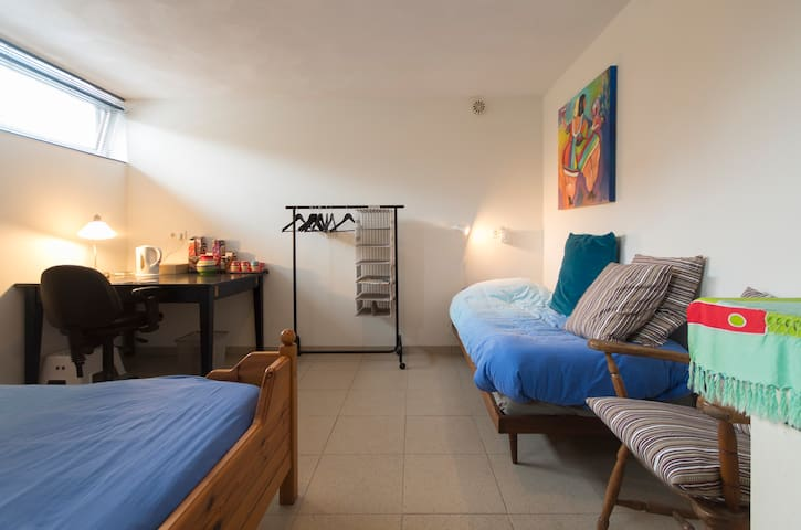 w/private bathroom close to Airport & city center - Eindhoven - Haus