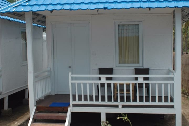 Kampung Seri - Bungalow Room with Double Bed - North Lombok Regency - Bungalow