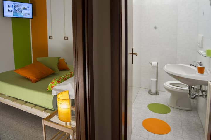 INNperfect Villa - Matrimoniale con Bagno Privato