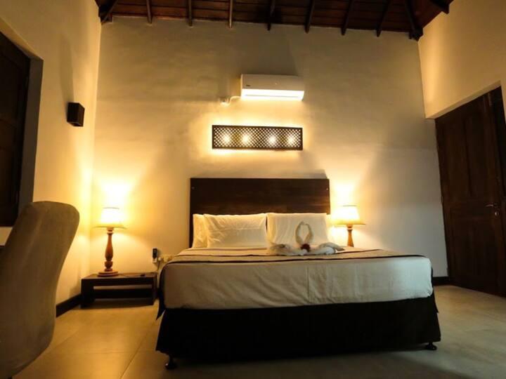 Amaluna Resorts - King Bedroom Garden View