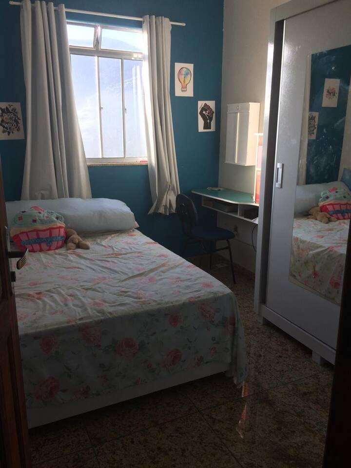 Apartamento confortável em Ouro Preto