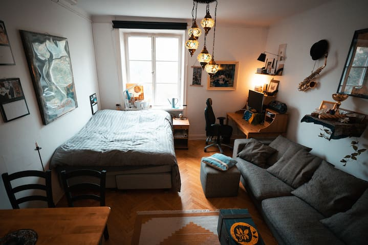 Cozy Stockholm apartment!