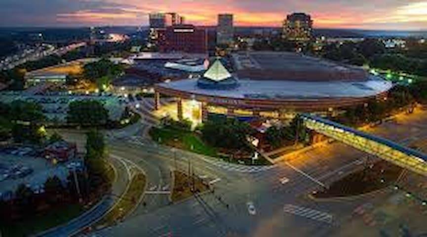 Beautiful Apt Close to Cobb Galleria Atlanta