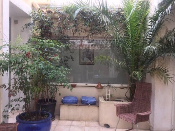 LOFT 42 m2 Atipyque C/l'habitant procheC/ville