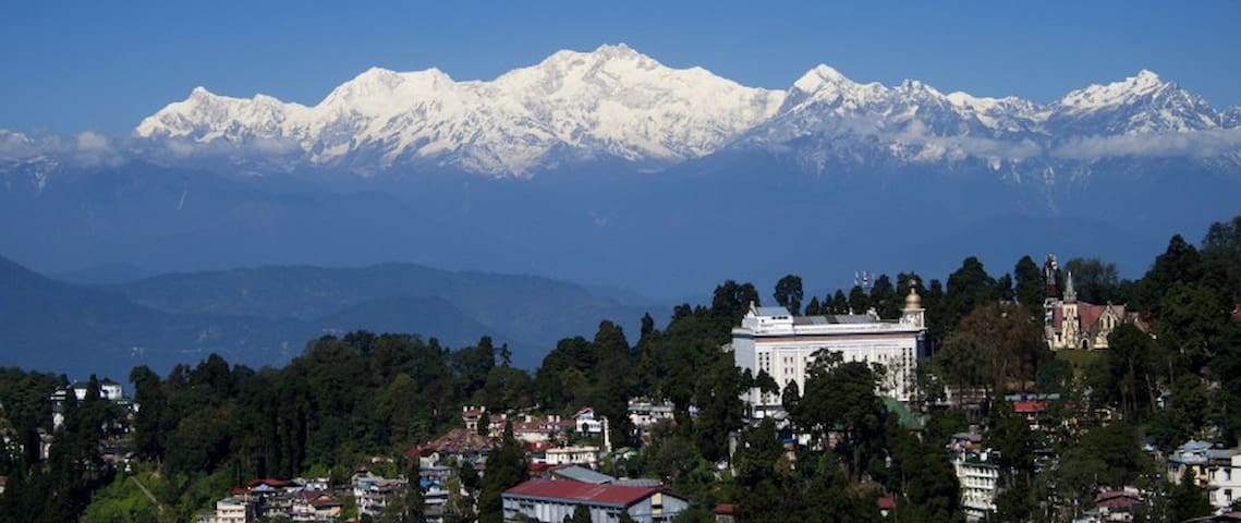 Himalayan Retreat in Darjeeling