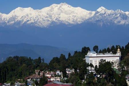 Himalayan Retreat in Darjeeling - Darjeeling - Huoneisto