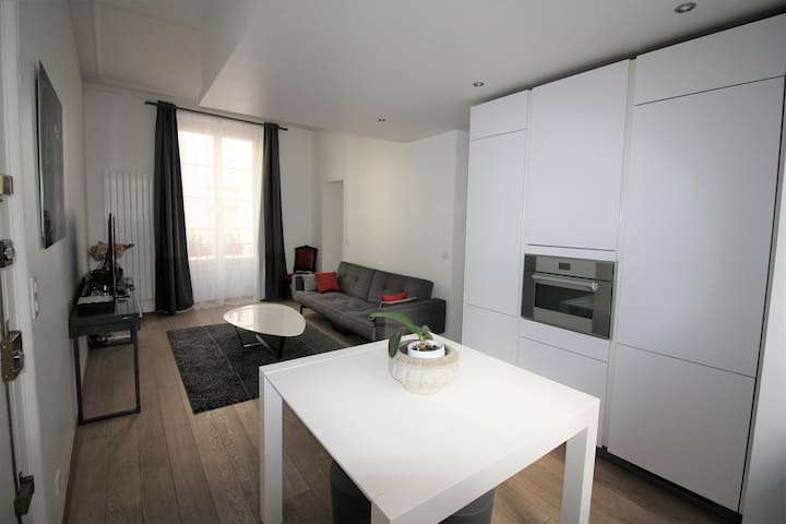 Superbe appartement paris centre: Tuileries, Opéra