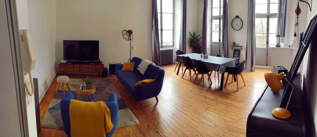 Chambre d'escale de La Loire
