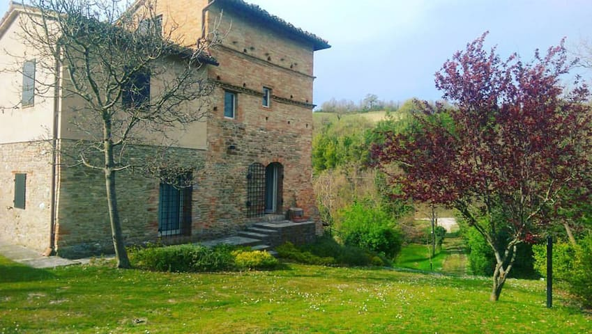 B&B Torre di Rancitella -Urbino IT