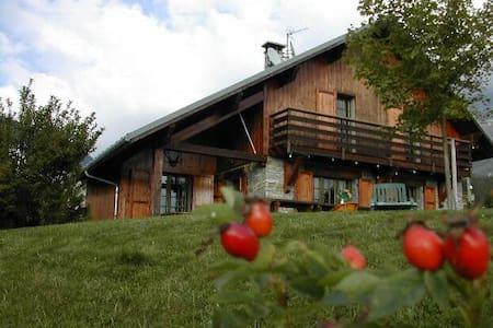 Chambres douillètes dans chalet très chaleureux - Villard-de-Lans