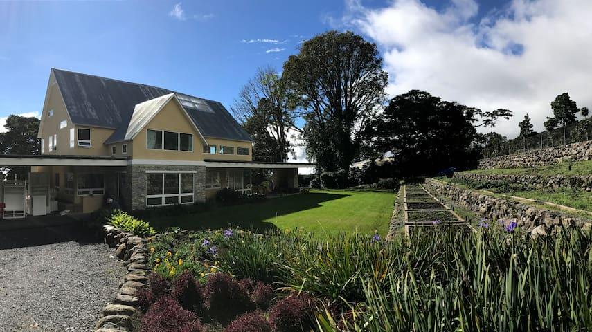 Modern Country Estate and Coffee Farm in Boquete - Alto Boquete - Casa