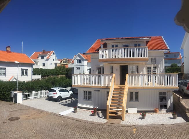 Beautiful house in the heart of swedish west coast