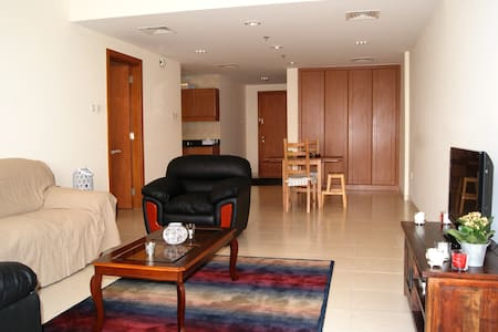 Comfortable apartment in JVC - Dubai