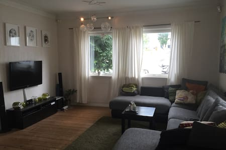 Cosy Appartment Close To City Center - Large Room - Stavanger - Flat