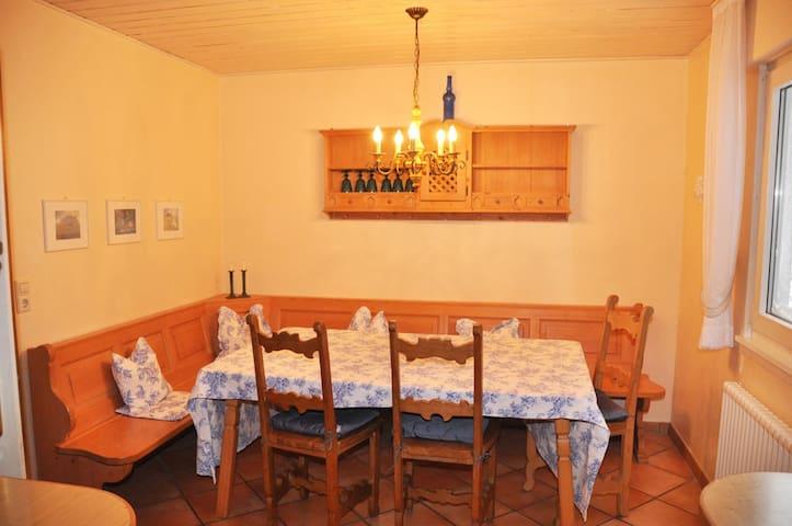 Ferienwohnung für die ganze Familie - Schönwald im Schwarzwald