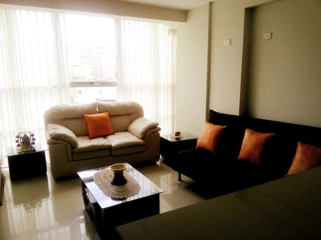 Warm and cozy apartment in the heart of Cusco - Cusco - Wohnung