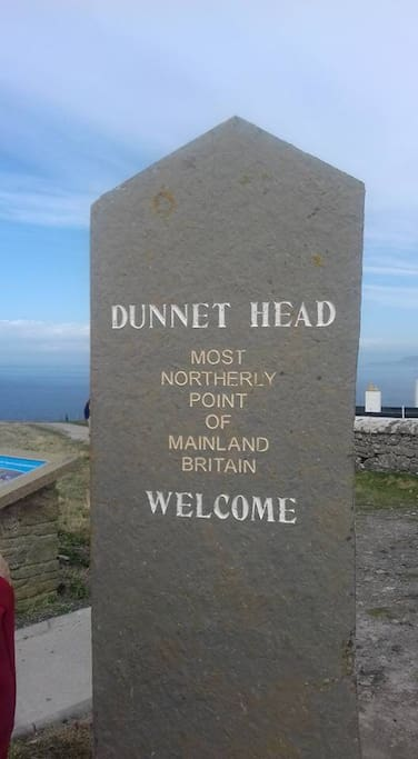 Uk mainland most Northerly Point
