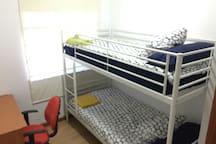 Alquilo piso completo o por habitaciones centrico