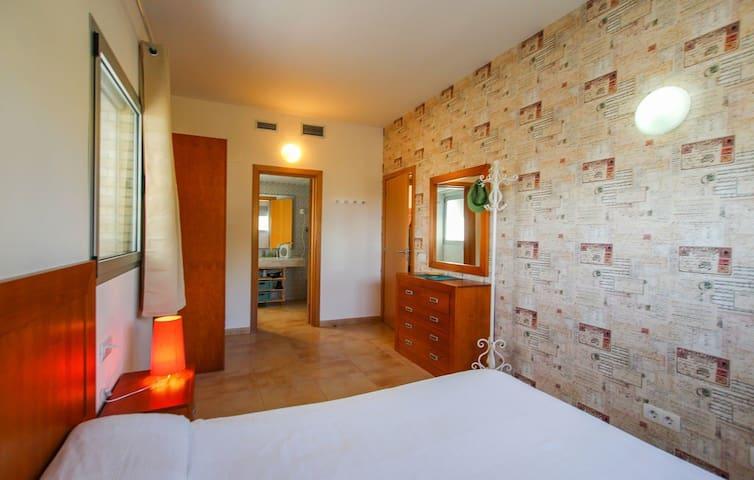 Habitació 1 suite amb lavabo