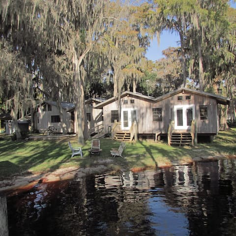 Lake Front Home with Dock on Lake Louisa - Clermont - Casa