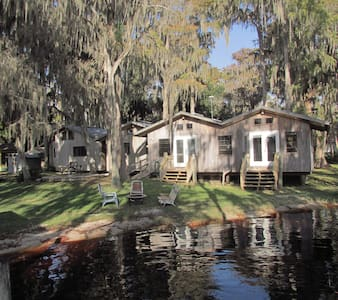 Lake Front Home with Dock on Lake Louisa - Clermont - Dom