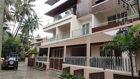 2 BHK family stay #Heart of the city#Family only