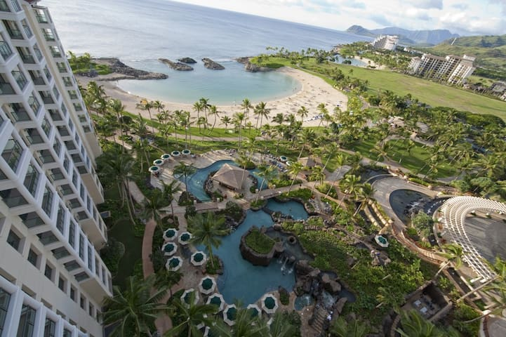 Marriott's Ko Olina Beach Club: studio condo