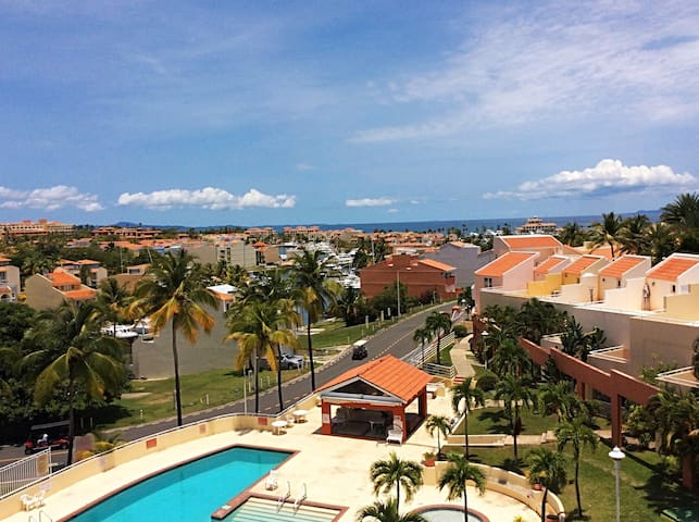 Spacious penthouse with ocean view - Palmas del Mar - Pis