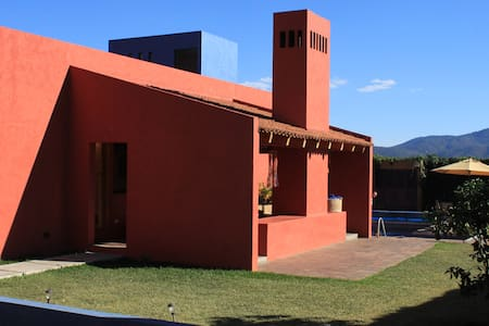 Beautiful House near  downtown Malinalco. - Malinalco - Casa