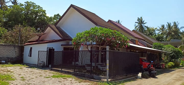 Guest house near Senggigi