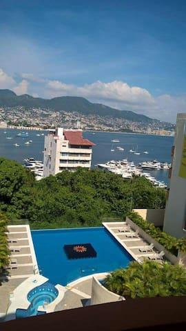 DEPARTAMENTO ACAPULCO CALETA - Acapulco - Apartment