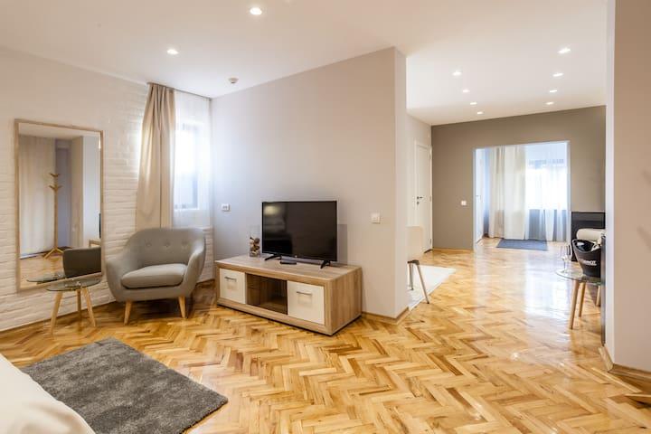 Kafemat apartmani i studio, Zrenjanin