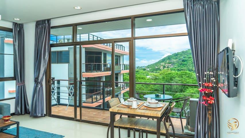 Tropic apartment @NAIHARN BEACH CONDO A601